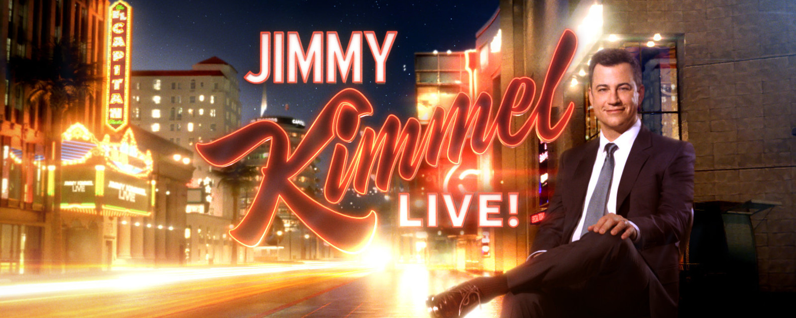 Jimmy Kimmel live schedule