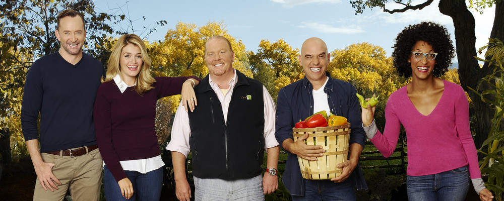 Two 2016 Emmy Noms for The Chew!