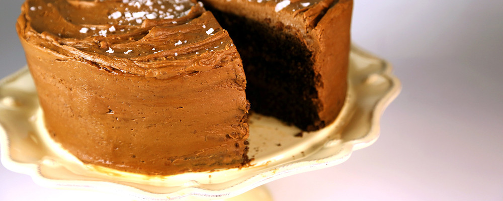Blackout Cake: The Perfect Valentine\'s Day Dessert
