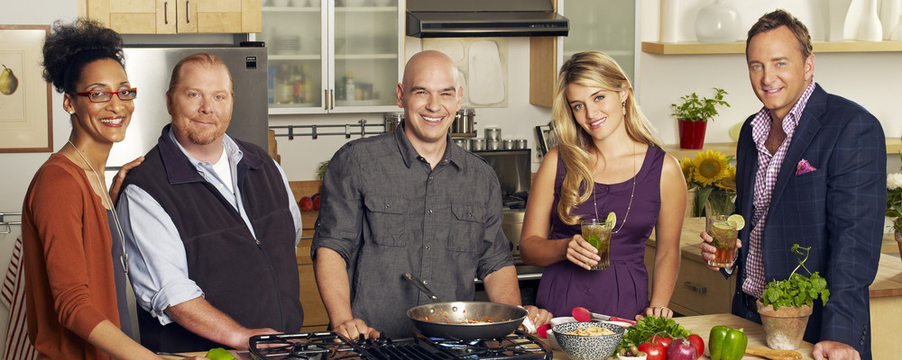The Host of ABC's The Chew