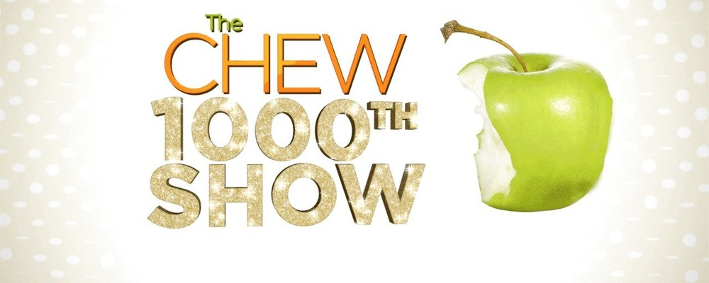 Celebrities Congratulate The Chew on Their 1000th Episode!