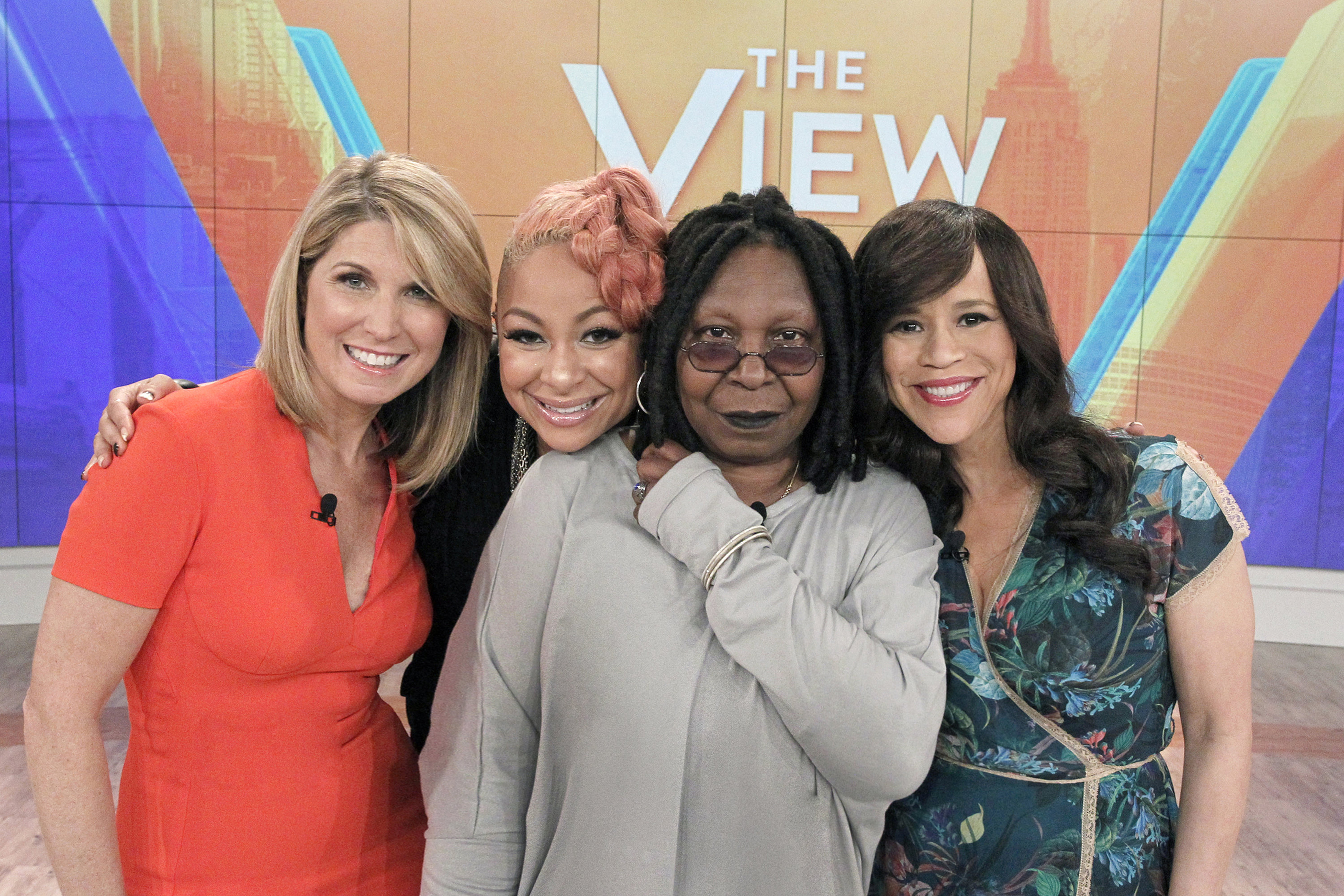 Raven-Symone Named New Co-host on The View   The View