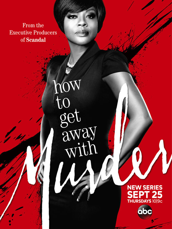 the much anticipated how to get away with murder series premiere is thursday september 25 10 9c on abc and since we re only weeks away from the big event