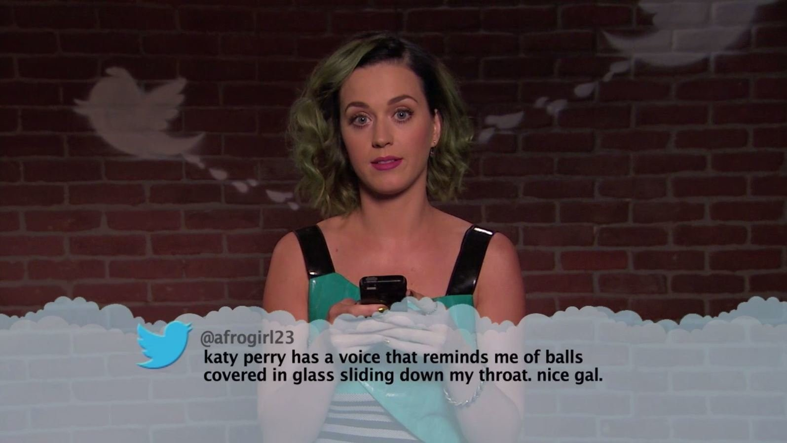 NYLON · Watch The Grammy Edition Of Jimmy Kimmel's Mean ...