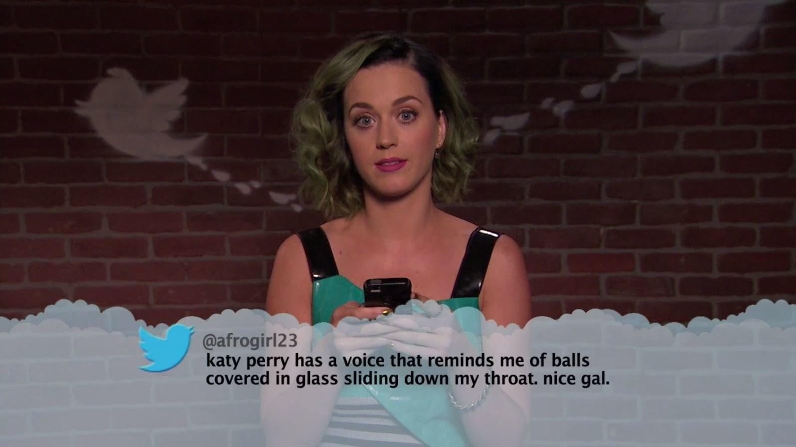 Celebrities Read Mean Tweets #6 – Boletmy