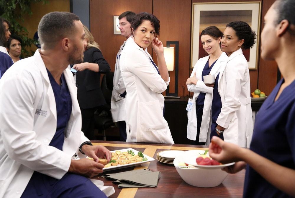Grey's Anatomy Recap: Bailey's First Day as Chief | Grey's ...