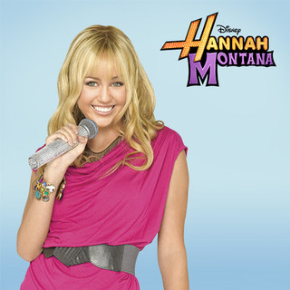 Hannah Montana Tile