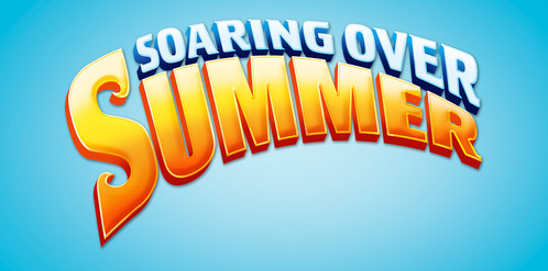 Soaring Over Summer