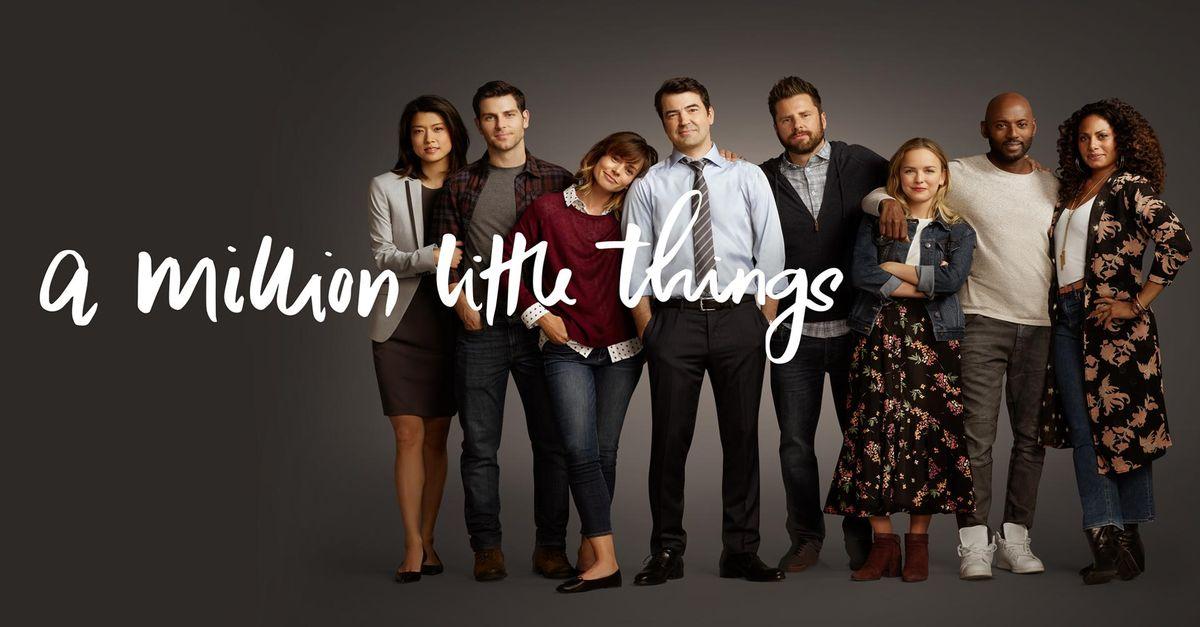 A Million Little Things 1x04 Vose Disponible