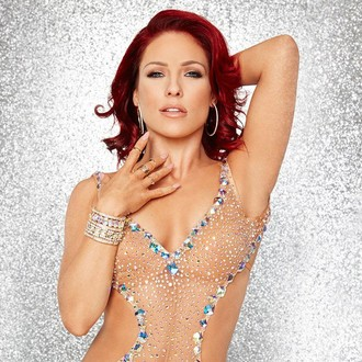 dance the stars redhead Dacing with