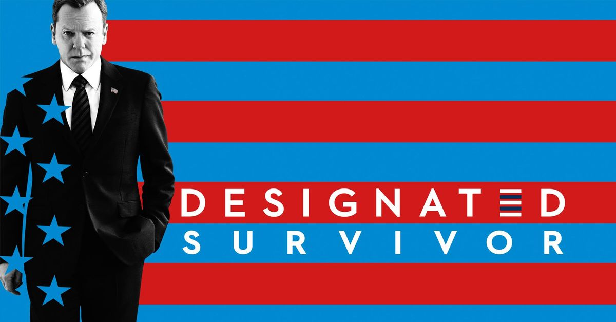 Watch Designated Survivor Tv Show Abc Com