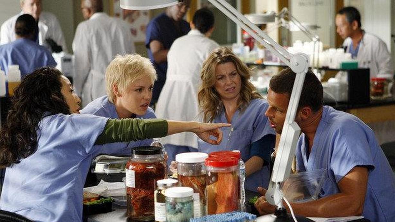 Ziemlich Greys Anatomy S06 Bilder Menschliche Anatomie Bilder
