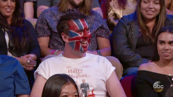 Jimmy Kimmel Live! | This Dude is Super Excited for the Royal Wedding