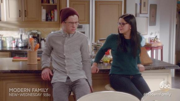 Modern family college essay episode