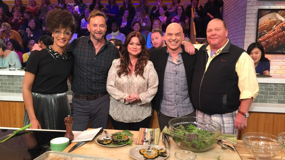 The Chew\'s Ultimate: Show-Stopping Sides
