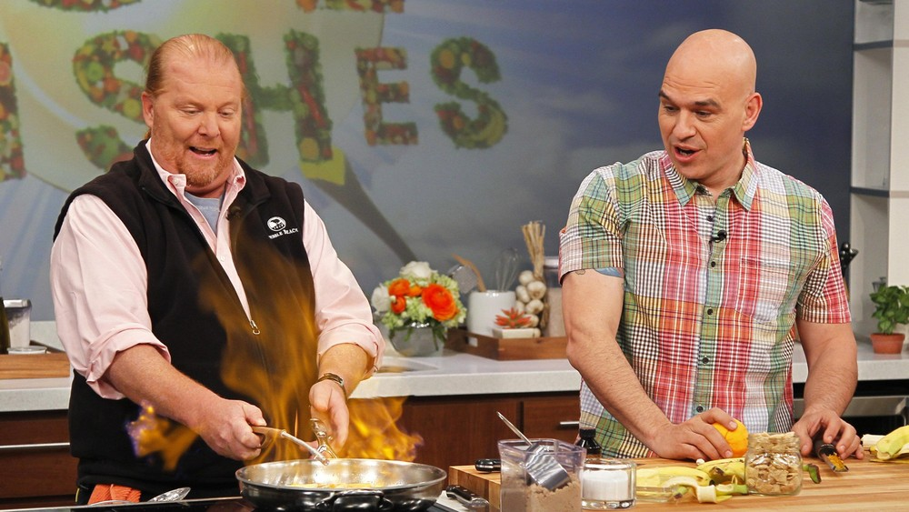 The Chew Top Five