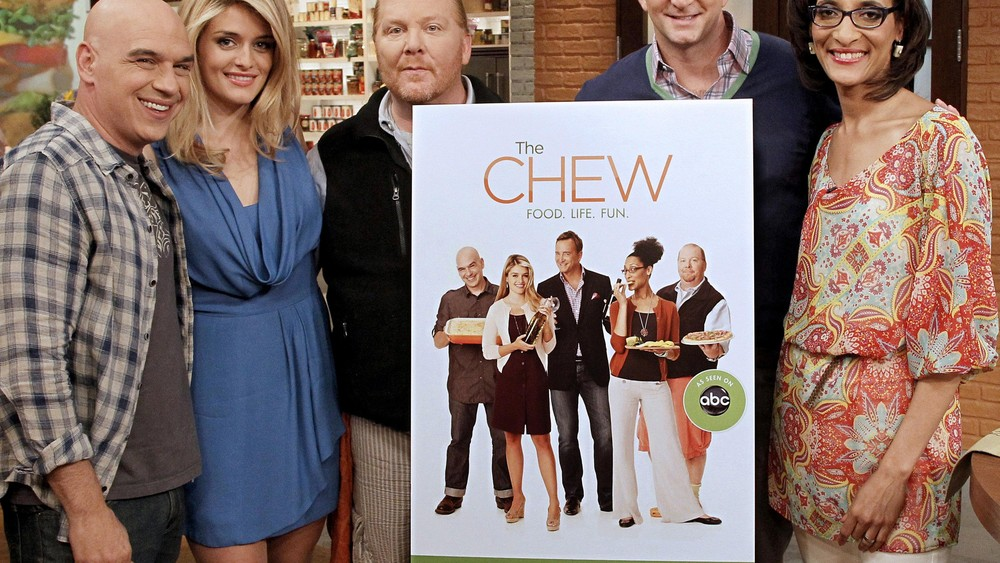 The Chew\'s Book Party