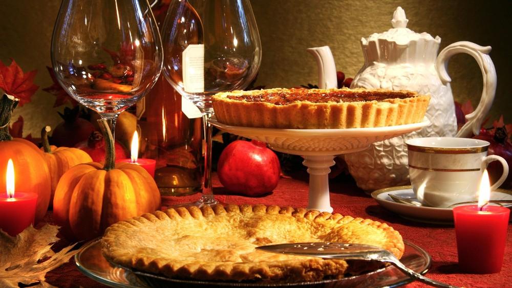 Thanksgiving: Just Desserts