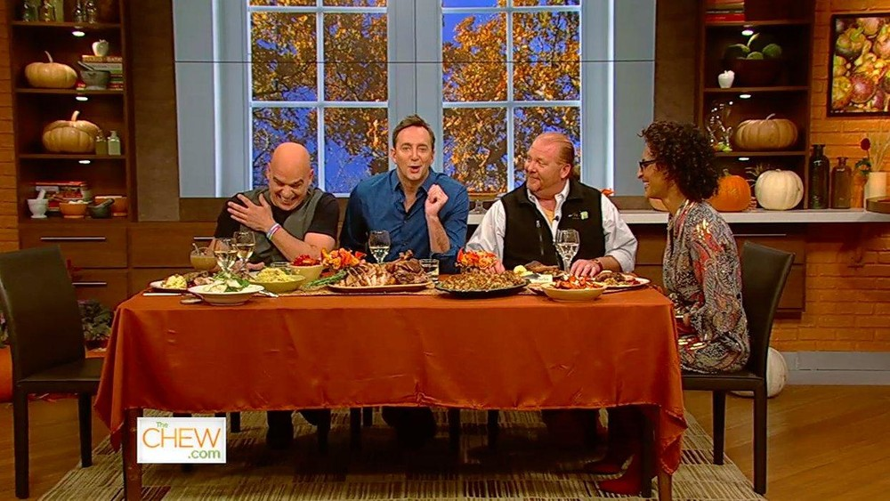 The Chew\'s Thanksgiving Spectacular