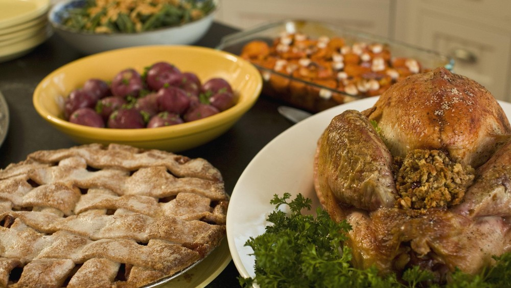 EVF: Holiday Potluck Party