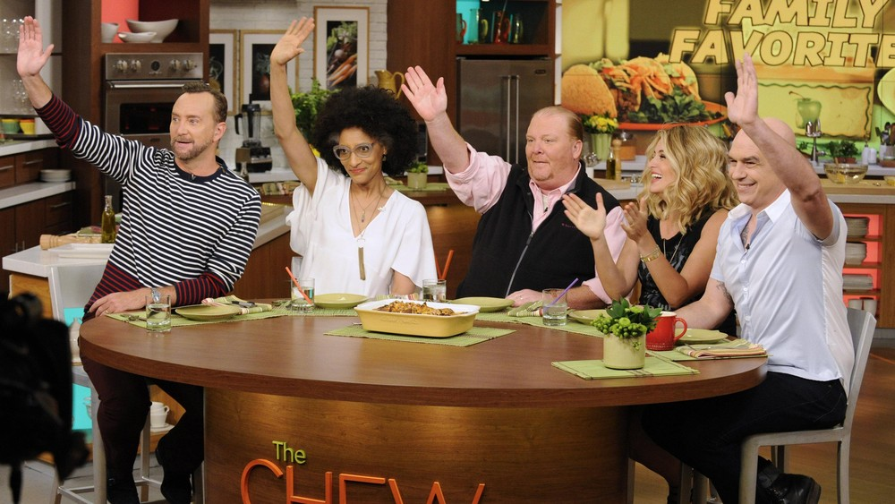 The Chew\'s Ultimate BBQ Cookout Countdown