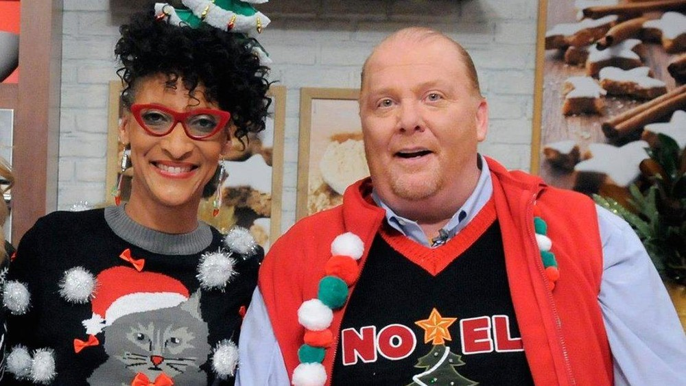 The Chew\'s 5th Annual Ugly Sweater Party!