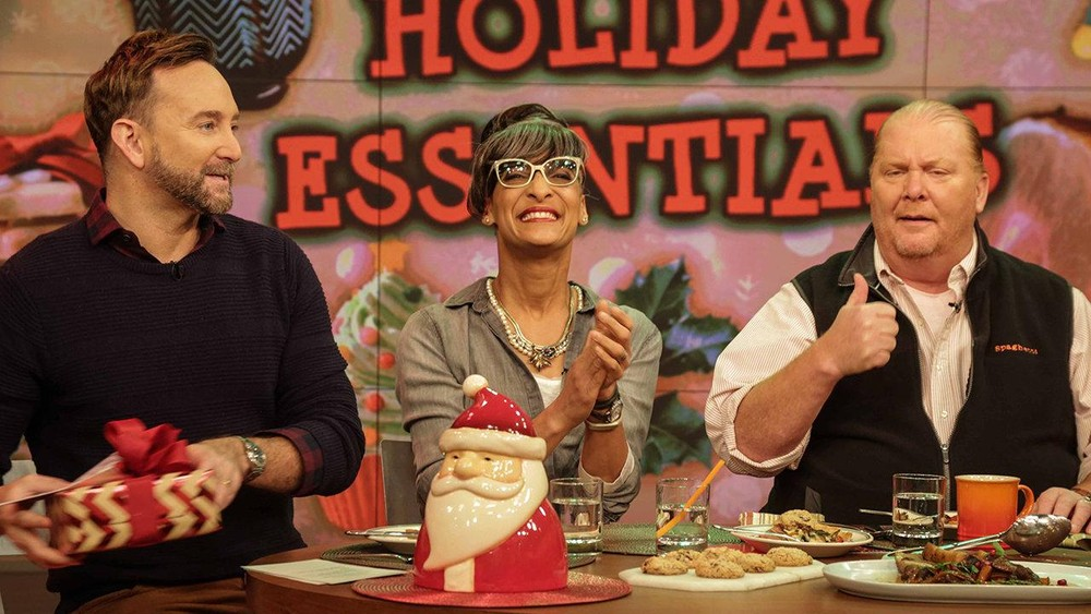 The Chew\'s Holiday Essentials