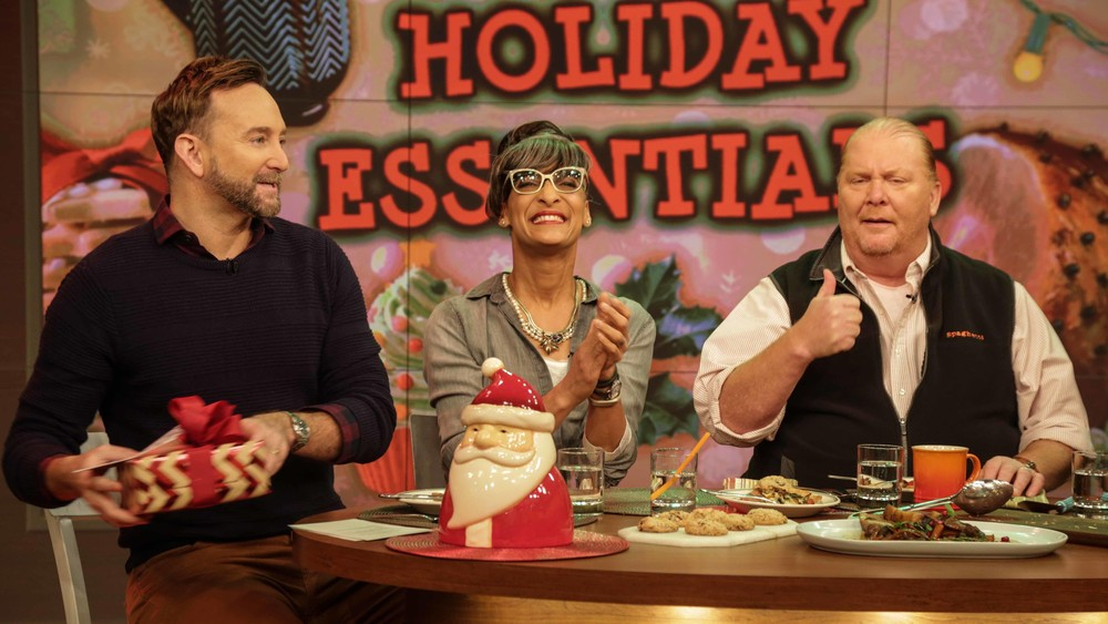 The Chew\'s Holiday Spectacular