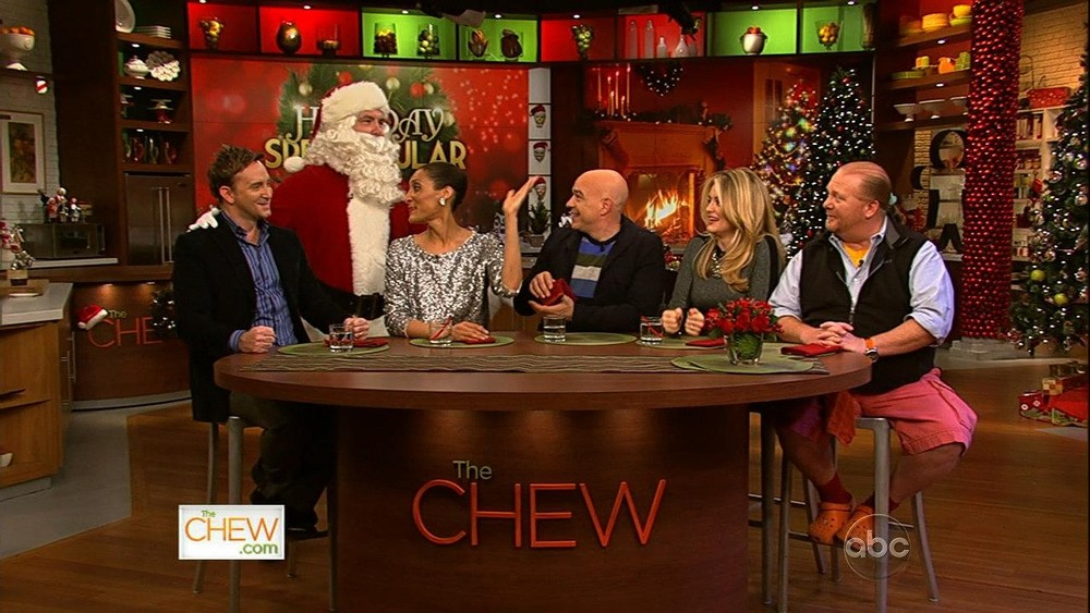 Chew\'s Holiday Spectacular