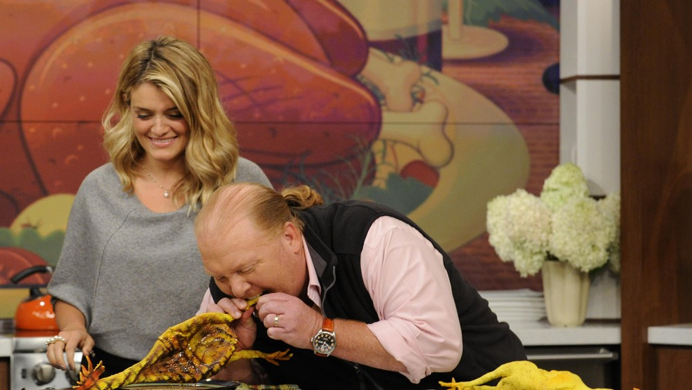 The Chew\'s Ultimate Game Day Grub