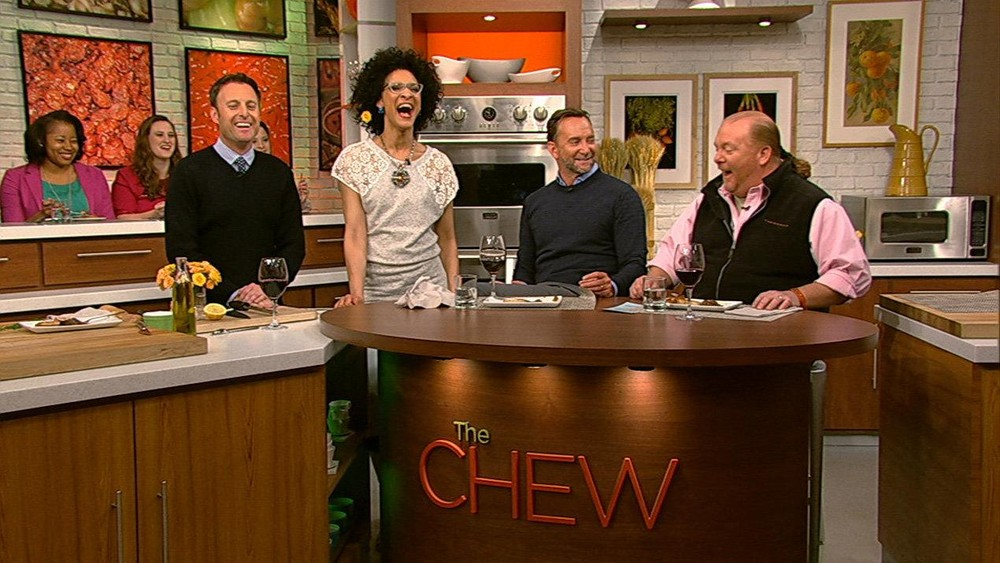 The Chew\'s Food Fantasies
