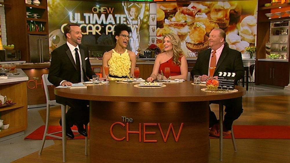 The Chew\'s Oscar Party