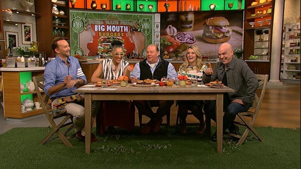 EVF: Big Mouth Burgers