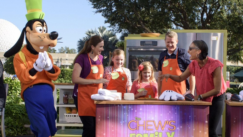The Chew\'s Family Vacation