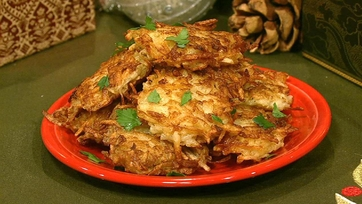 Dad\'s Potato Pancakes