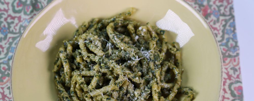 Classic Basil Pesto Recipe | The Chew - ABC.com