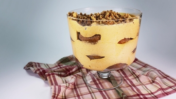 Apple Cider Donut Trifle