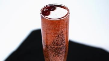 Cranberry-Rosemary Spritz