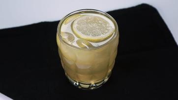 Lemony Ginger Punch