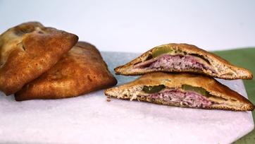Cuban-Style Sandwich Pockets
