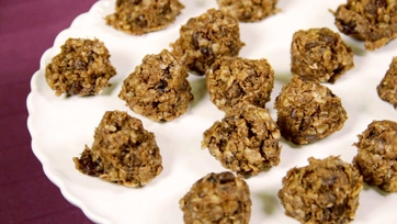 Oatmeal Chocolate Cherry Cookies