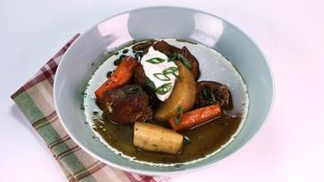 Snowed-In Pork Stew