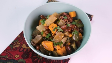 Kidney Bean Sancocho