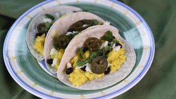 Energy-Boosting Breakfast Tacos
