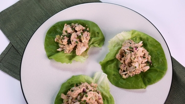 Crab Salad Cups