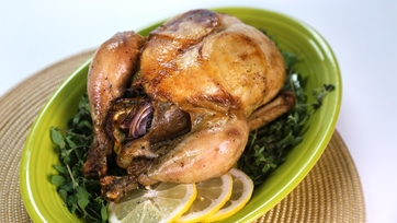 Perfect Roasted Chicken
