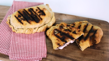S\'mores Calzone