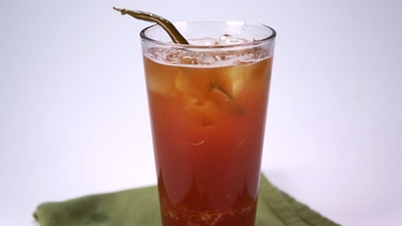 Spicy Pickled Bloody Mary