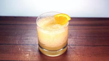 Bourbon Citrus Slush