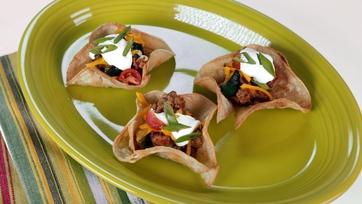 Veggie Turkey Tacos